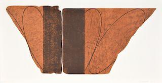 Robert Mangold Lithograph, Signed Edition