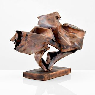 John Angus Chamberlain Sculpture
