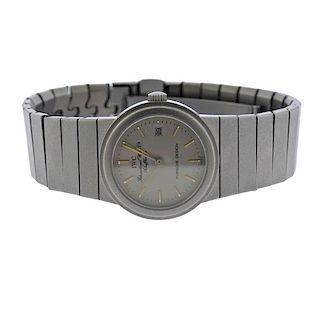Porsche Design IWC Schaffhausen Titanium Automatic Watch