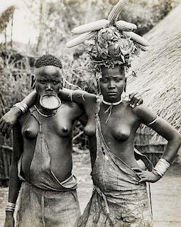 "Ira Cohen (1935-2011) ""Southern Ethiopia"" Photograph"