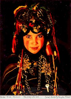 Photo of Berber Bride: Carol Beckwith and Angela Fisher
