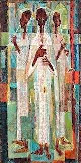 Paul Farwell Keene Jr. (American, 1920-2009)
