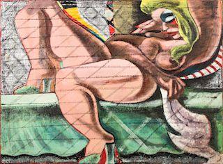 "Jack Gerber (American, b. 1927) ""Venus"""