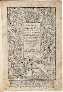 Day, Richard (b. 1552) A Booke of Christian Prayers.