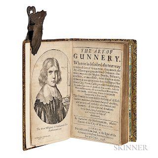 Nye, Nathaniel (b. 1624) The Art of Gunnery.