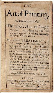 Smith, John (b. 1648?) The Art of Painting.
