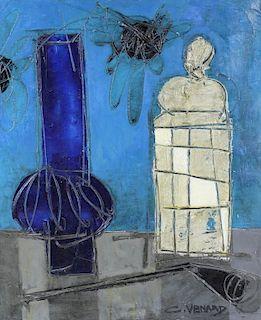 """Claude Venard (1913-1999) """"Still Life"""""""