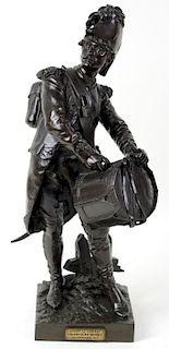 Henry Etienne Dumaige French Bronze Sculpture