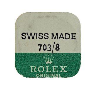 Rolex Watch Crown 703 8