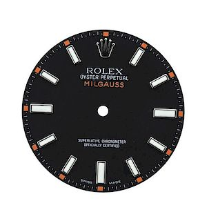 Rolex Milgauss Watch Dial 541024