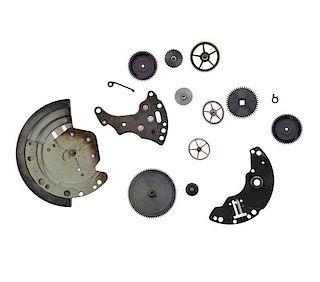 Rolex Watch Movement Parts