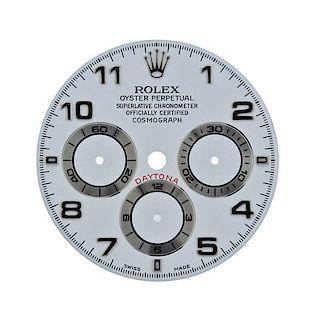 Rolex Daytona Cosmograph Watch White Dial