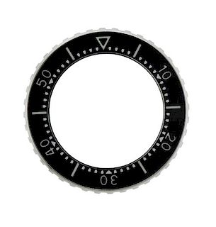 Rolex Watch Stainless Black Ceramic Bezel