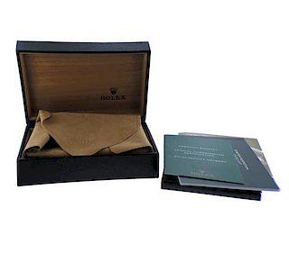 Rolex Oyster Watch Box w. Booklet 68.00.55