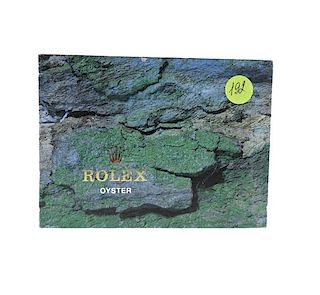 Rolex Oyster Watch Box 68.00.55
