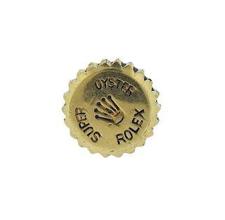 Rolex Super Oyster 6mm Watch Crown