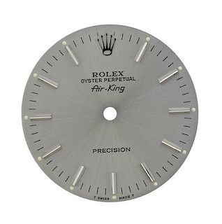 Rolex Oyster Air King Precision Watch Dial