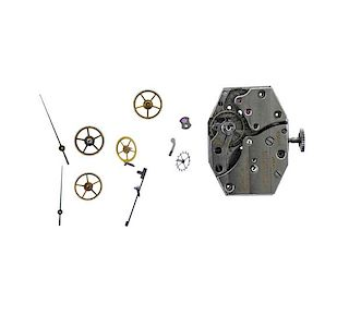 LeCoultre Watch Movement Parts 45046