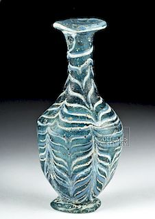 Gorgeous Greek Core-Formed Glass Alabastron