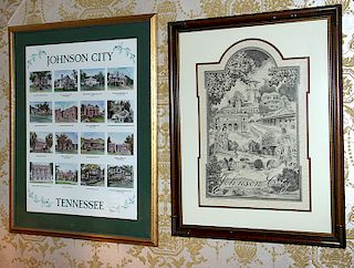 Johnson City Memorabilia