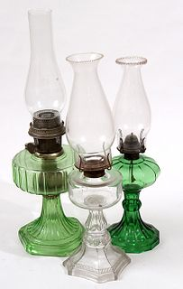 Oil Lamp Group