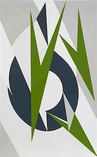 * Lee Krasner, (American, 1908-1984), Embrace, 1974