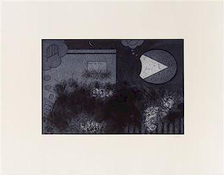 * Robert Morris, (American, b. 1931), Untitled,1988