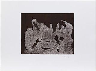 * Mark Tobey, (American, 1890-1976), The Awakening Night, 1974