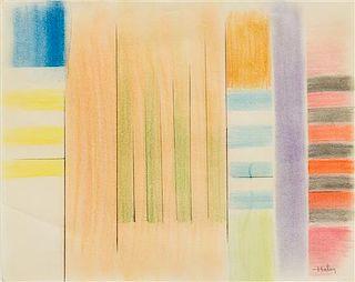 * John Charles Haley, (American, 1905-1991), Untitled