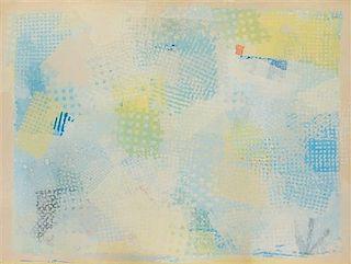 Robert Natkin, (American, 1930-2010), Bern Series #12