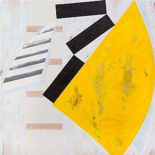 Bruce Robbins, (American, b. 1948), Swan, 1987