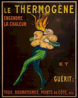 Leonetto Cappiello, (Italian, 1875-1942), Le Thermogene