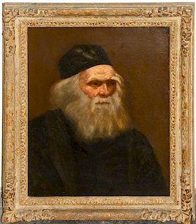 Artist Unknown, (19th century), Portrait of a Philosopher