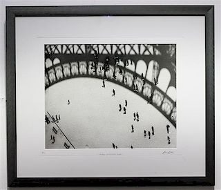 Christopher Bliss, (20th century), Shadow of the Eiffel Tower