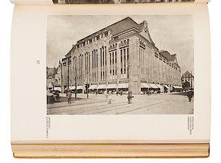 Jahrbuch des Deutschen Workbundes. Die Kunst in Industrie und Handel. Jena: Eugen Diederichs, 1913.