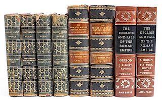 * Three Groups of Books