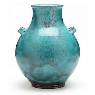 NC Pottery, Ben Owen lll, Han Vase