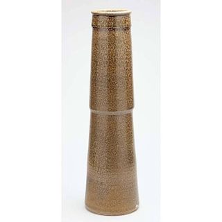 NC Art Pottery, David Stuempfle, Tall Vase