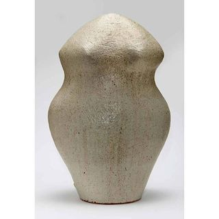 NC Pottery, Tom Suomalainen, Full Bodied Female Figure