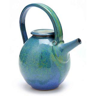 NC Art Pottery, Herb Cohen, Teapot
