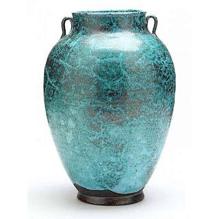 NC Pottery, Ben Owen III, Vase