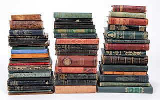 Estate Collection of Antique Books