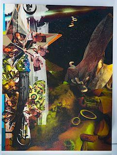 Dennis Balk Digital Canvas Print 2004 AP