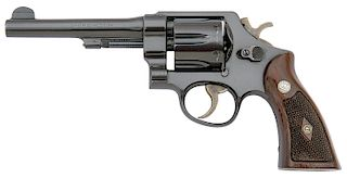 Smith and Wesson Model 1950 Military Hand Ejector Revolver