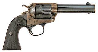 Colt Single Action Army Bisley Model Revolver