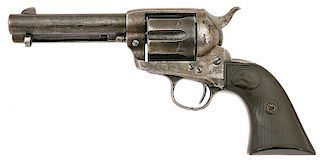 Colt Single Action Army Long Flute Revolver