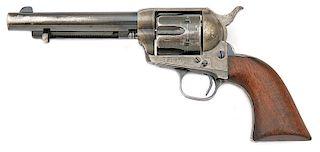U.S. Colt Model 1873 Artillery Model Revolver