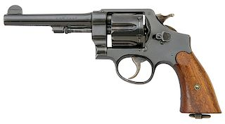 U.S. Model 1917 Revolver by Smith and Wesson