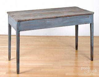 Pennsylvania painted pine farm table