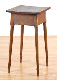 Pennsylvania walnut splay leg stand